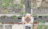 Corridor map_Simpson intersection