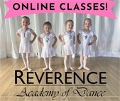 Reverence Academy of Dance offering online classes