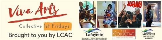 Meaningful Volunteer Opportunities in the Arts! Lafayette Cultural Arts Commission