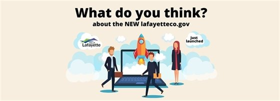 the New lafayetteco.gov