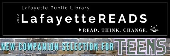The Library's Anti Racisms Book club introduces a selection and discussion for teens