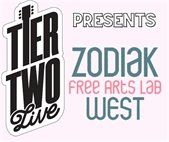 Zodiak West at Tier Two Live: Shows for All ages, all the time!