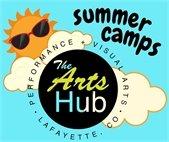 Summer Camps at the Arts Hub