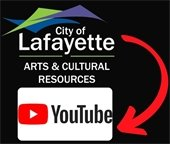 Subscribe to the Arts and Cultural Resources Department YouTube Channel!