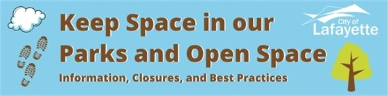 Keep Space in our Parks and Open Space Information