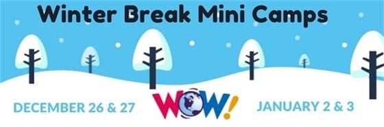 WOW Childrens Museum offering winter break camps
