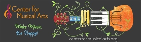 Course offerings at The Center for Musical Arts
