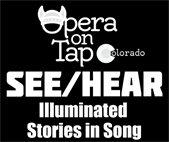 May 15 Opera on Tap Opera/Video Performance at The Arts HUB