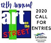 Art on the Street 2020 Call for Artists