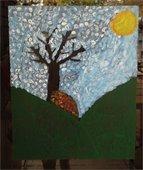 Window painting contest