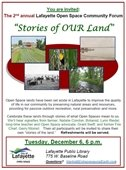Stories of the Land