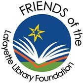 Friends of the Lafayette Library logo