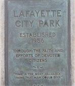 volunteer plaque