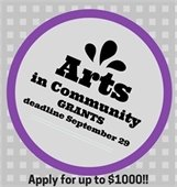 Arts in Community Grants