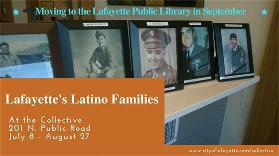 Lafayette Latino families