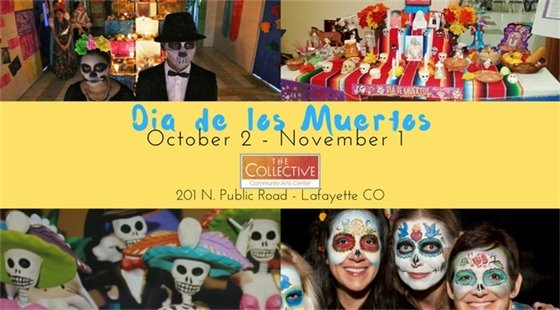 Day of the Dead at the Collective