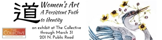 Women's Art Exhibit on display at The Collective through March 31