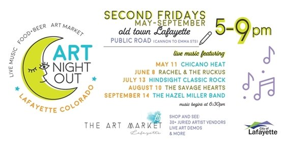 Art Night Out information