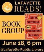 Lafayette Reads Book Group