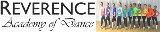 Reverence logo and rainbow dancers