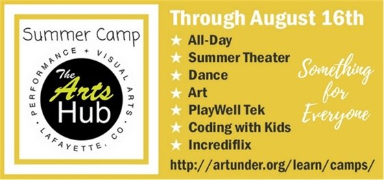 Arts Hub Summer Camps
