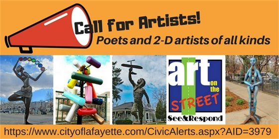 Call for atists