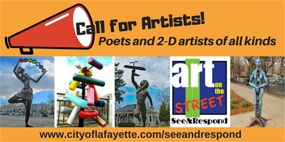 2018 See & Respond Call for Artists