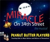 MIracle on 34th Street by the Peanut Butter Players