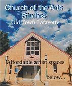 Spaces Available at The Church of the Arts