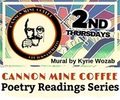 Cannon Mine Coffee Poetry Readings Series
