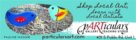pARTiculars Art Gallery & Teaching Studio