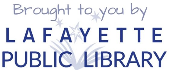 Your Lafayette Public Library has so much more for you to check out than books!