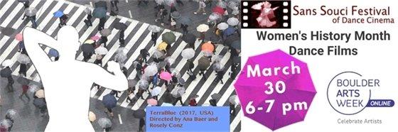 March 30 Dance Films online