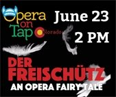 Opera at The Hive @ East Simpson Coffee June 23, 2PM
