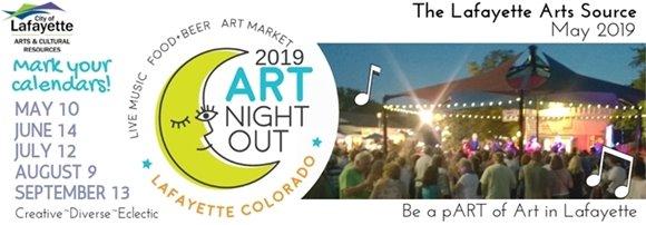 Art Night Out 2019