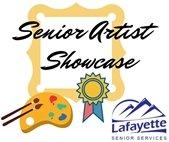 Senior Artist Showcase at the Lafayette Senior Center September 2019