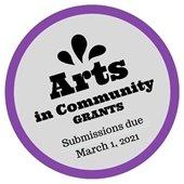 Arts in Community Grants - coming soon