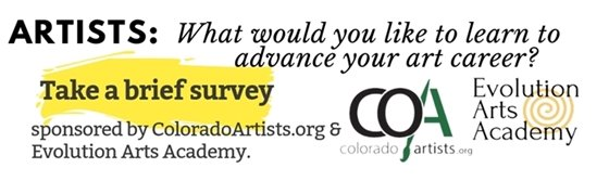 Take The Colorado Artists Survey