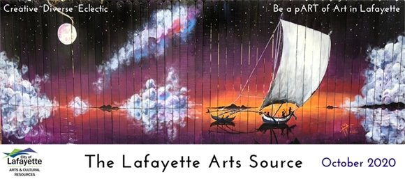 October 2020 Lafayette Arts Source