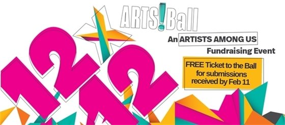 Be Our Special Guest at The Arts Ball!