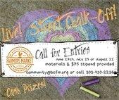 Street Chalk Art Competion
