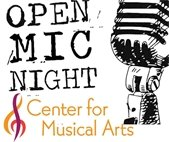 Open Mic Night at The Center for Musical Arts