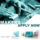 The Lafayette Art Market at Art Night Out starts May 8