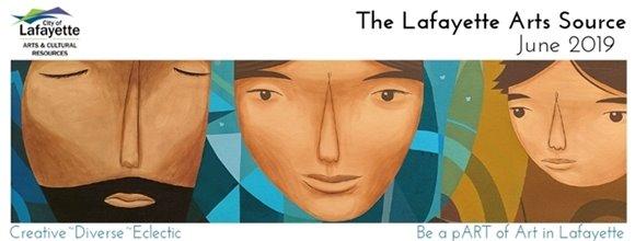 The Lafayette Arts Source Newsletter June 2019