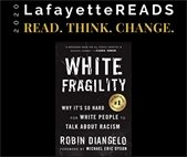 LafayetteREADS 2020 dedicated to fighting racism