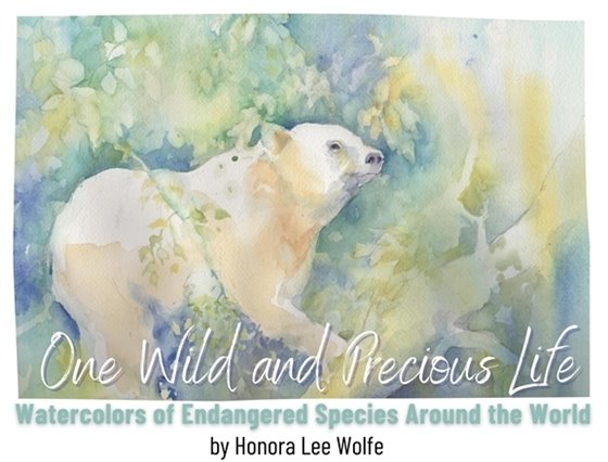 Exhibit at The Collective 11/10-1/8 Watercolors of Endangered Species by Honora Wolfe