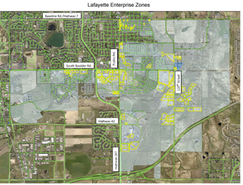 Lafayette enterprise zone Opens in new window