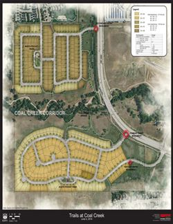 Trails at Coal Creek Preliminary Plan