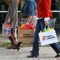 Invest in Lafayette - Shop Local