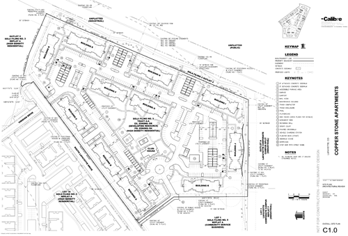 Copper Stone_Site Plan